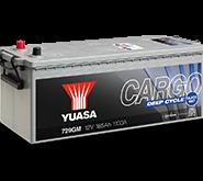 Cargo Deep Cycle (GM) akumuliatoriai - Glass Matt Separators
