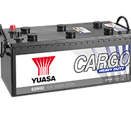 Cargo Heavy Duty (HD) akumuliatoriai
