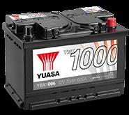 YBX1000 CaCa akumuliatoriai
